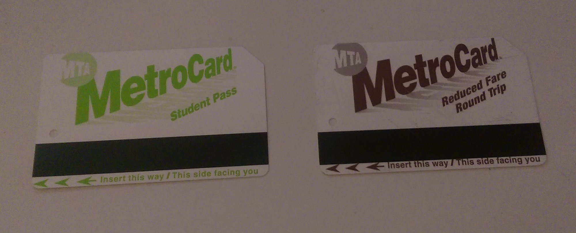 decoding the metrocard part 2 5 early results