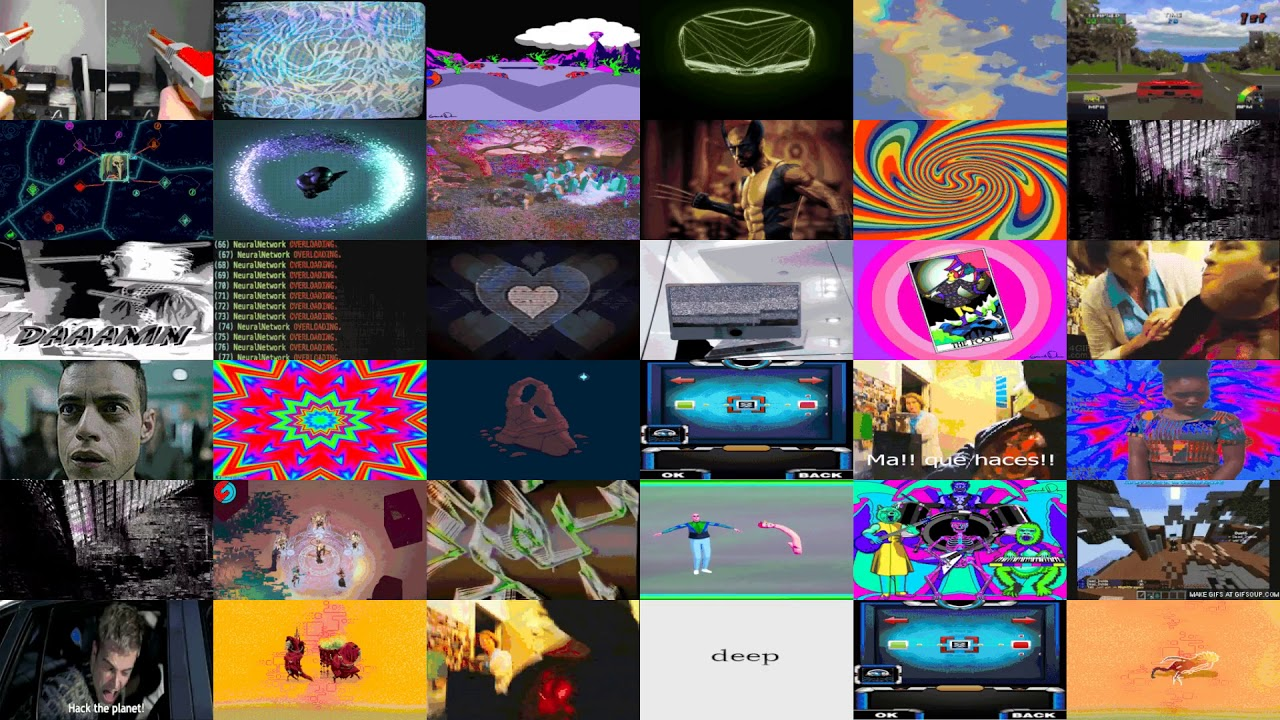 Random Mosaics with ffmpeg and Ruby